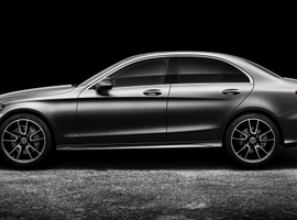 The Mercedes-Benz C Class saw the highest rate of entering the used market one year after...