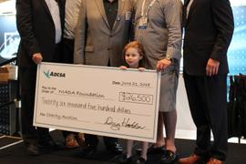 Winning Bid Raises $26,500 for Charity at ADESA Auction