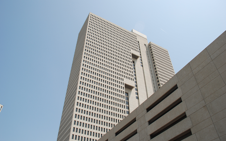 GM Financial headquarters in Fort Worth, Texas. 