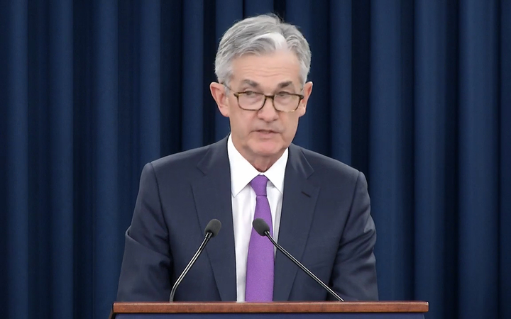 The decision to hold interest levels at their current levels, the range of 2.25% and 2.5%, for another year is good news to both the new and used car segment, according to subject matter experts from KAR Auction Services, Cox Automotive, and Black Book.  - Screenshot via Federal Reserve Youtube.