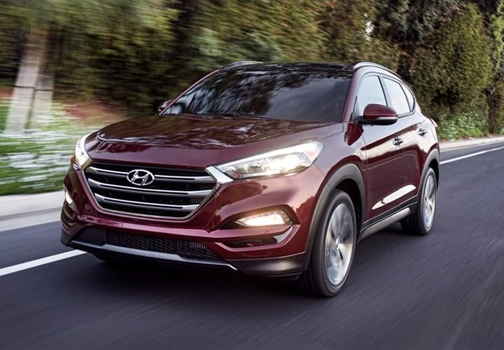 Hyundai's certified pre-owned vehicle program has received a top ranking for the way the manufacturer backstops its vehicles, such as the 2016 Tucson compact SUV (shown).