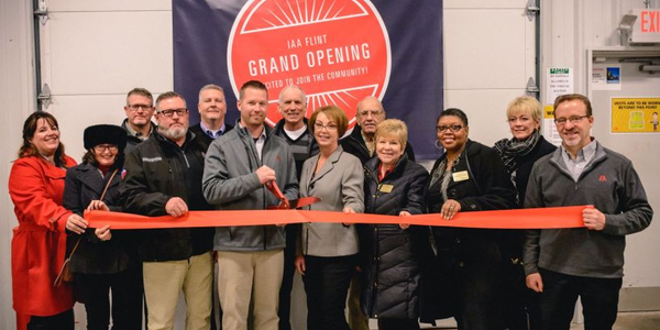 The new branch is IAA's third strategic location in Michigan, and the site boasts a new...