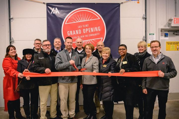 The new branch is IAA's third strategic location in Michigan, and the site boasts a new state-of-the-art facility and 18 acres that will allow for future expansion, said John Kett, CEO and president of IAA.