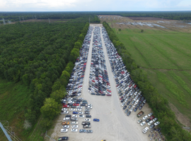 Expanded auction facilities are based in Huntsville, Alabama; Little Rock, Arkansas; Minneapolis/St. Paul; Long Island, New York City; and Houston.