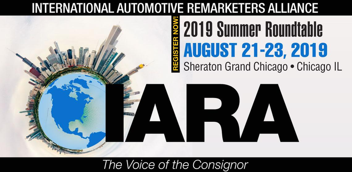 The presidential ceremony will take place on Aug. 22, 2019, on the second day of the association'sannual Summer Roundtable, whichwill be hosted at the Sheraton Brand in Chicago, Ill.  - Photo via IARA website.