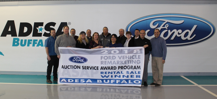 The Ford ASAP is a performance-based program which monitors and rates Ford-sponsored auctions on their operational efficiency of Ford-owned vehicles throughout every step of the auction process.