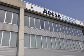 Adesa's Online Sales Grew 12% Year-to-Date