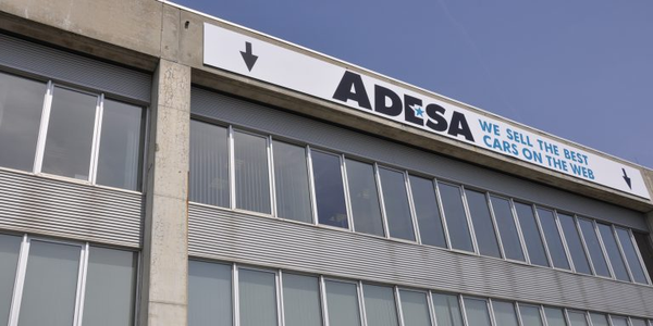 ADESA Europe is a rebranding of Belgium-based CarsOnTheWeb (COTW), which was acquired earlier...