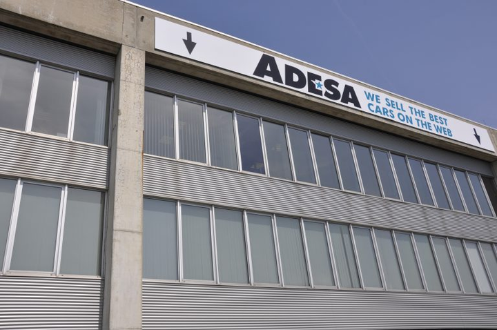 ADESA's online sales amounted to 783,000 versus 655,000 in the first half of 2018.ADESA's physical sales totaled 1,109,000 through the first half of 2019 compared to 1,107,000 through the first six months of 2018.  - Photo courtesy of KAR Auction Services.