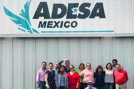 ADESA Mexico City Opens Relocated Facility