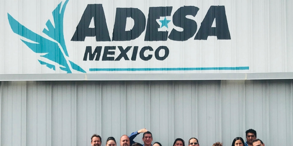 ADESA Mexico CIty's new location boasts several enhancements such as onsite security and...