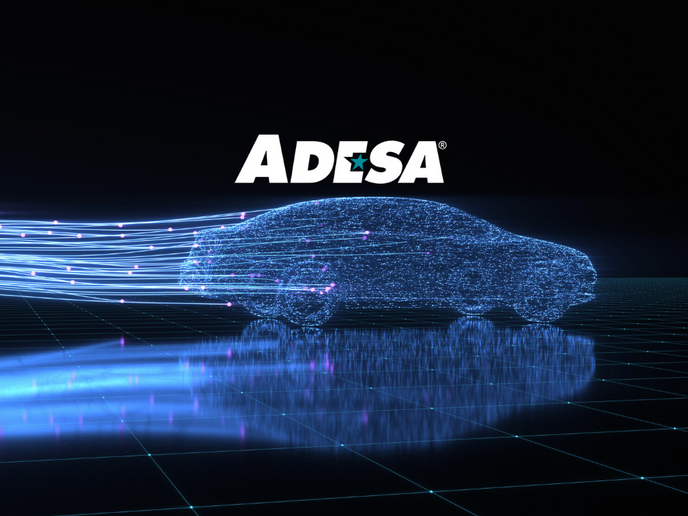 ADESA UK's IVI solution helps reduce carbon emissions during the remarketing of a defleeted cars. - Image via KAR Global.