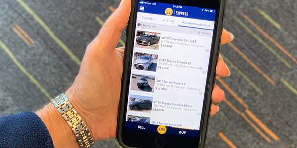 The latest upgrades to Manheim's mobile app were designed to provide dealers greater control...
