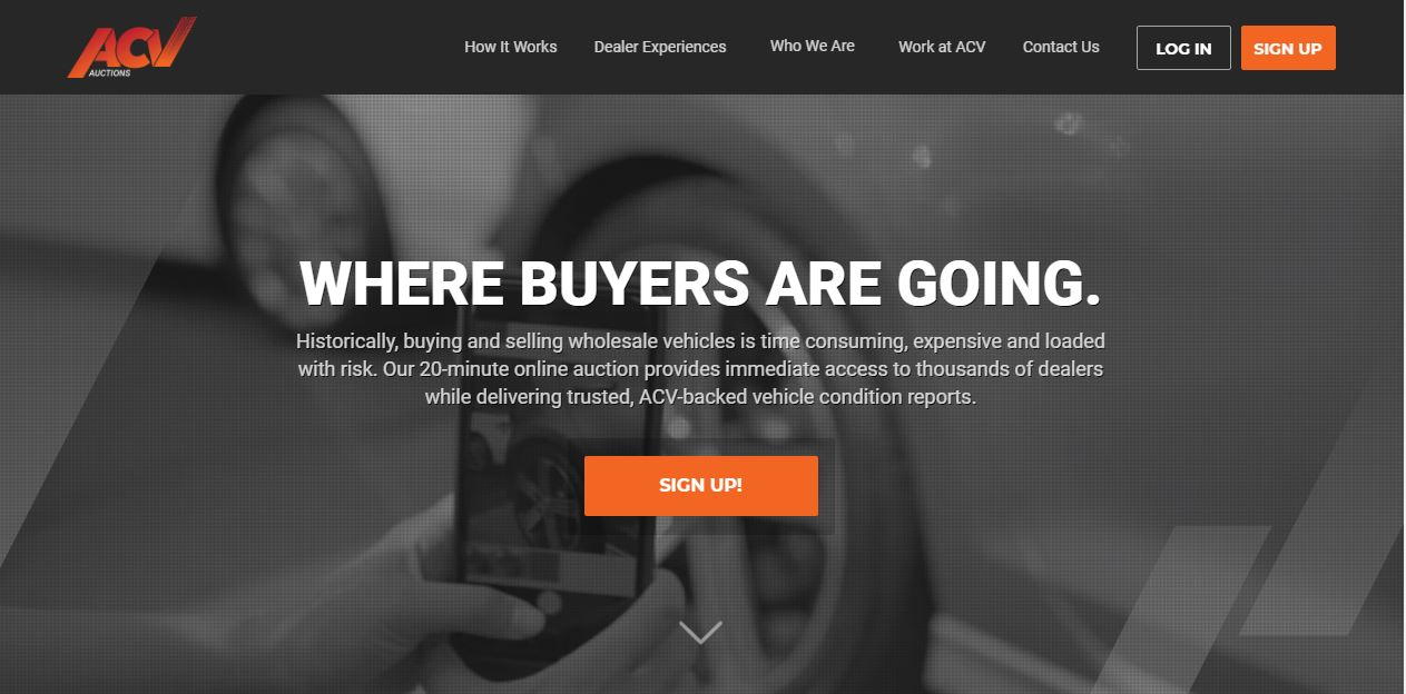 ACV Auctions Secures Additional $93M in Funding