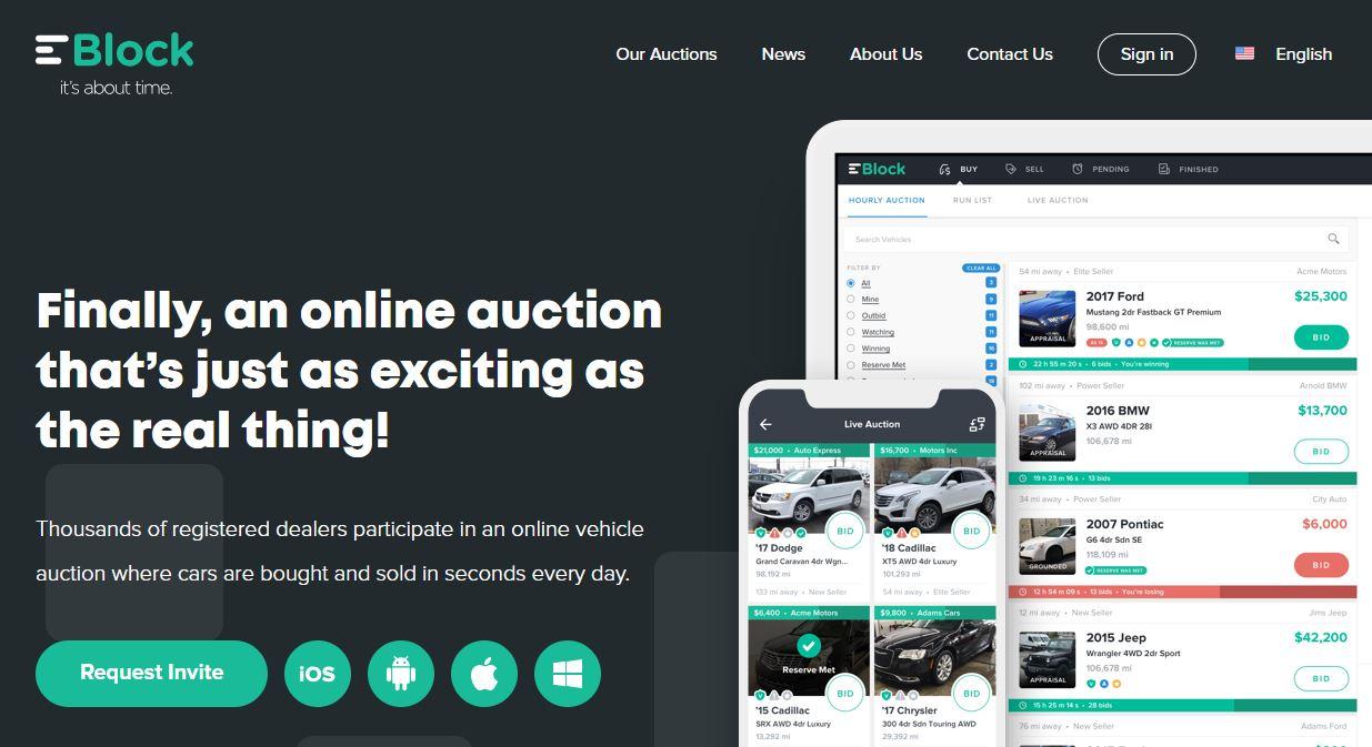 Online Canadian Auction Company Enters U.S. Market