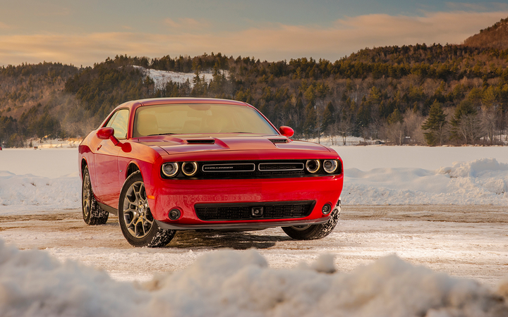 Prices for pre-owned cars such as the Dodge Challenger fell by 3.3% in October, leading all segments in seasonal depreciation, according to the latest report from Black Book.  - Photo courtesy of Fiat Chrysler Automobiles.
