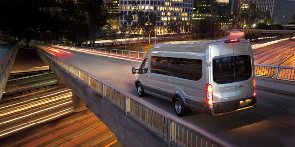 The performance of Ford's vans earned the brand the Best CPO Value Brand Award in the Van category.