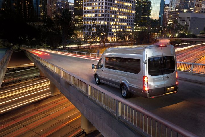 The performance of Ford's vans earned the brand the Best CPO Value Brand Award in the Van category. - Photo courtesy of Ford.