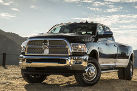 Ram 3500 Earns J.D. Power Best Resale Value Award