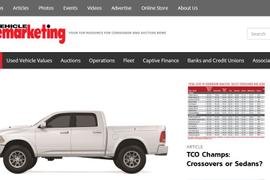VehicleRemarket.com Overhaul Adds Topics