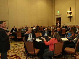 In one session, consignors gathered to talk about how they're adapting to challenges within the...