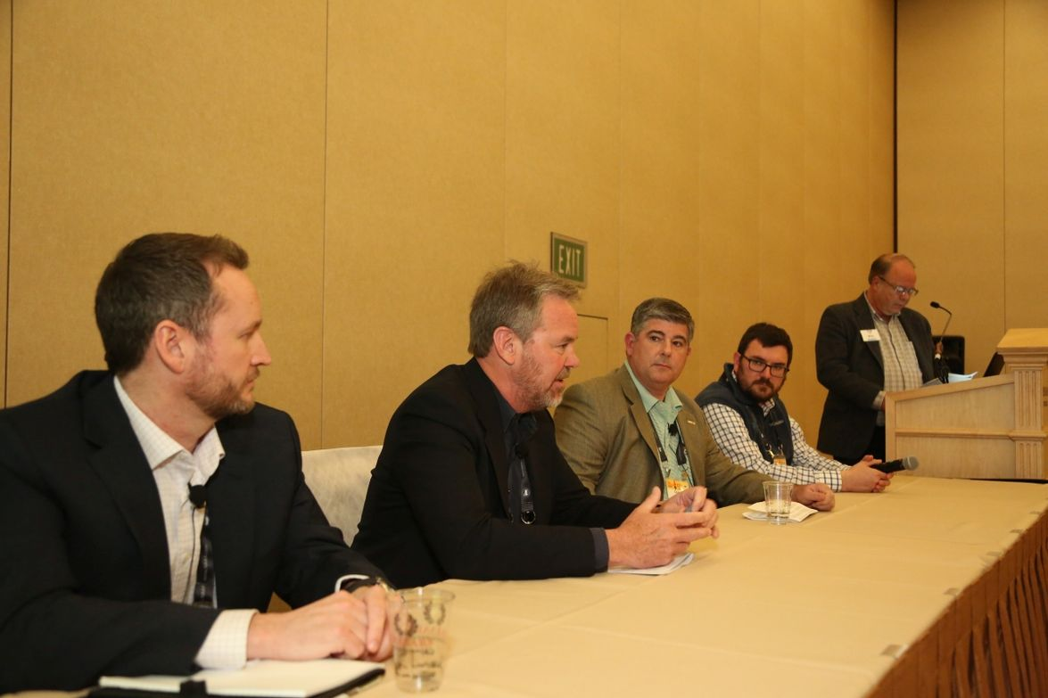 Mike Antich, editor of Automotive Fleet, moderated a discussion on the latest remarketing trends...
