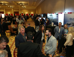 Networking was a vital component of the 2019 Conference of Automotive Remarketing.
