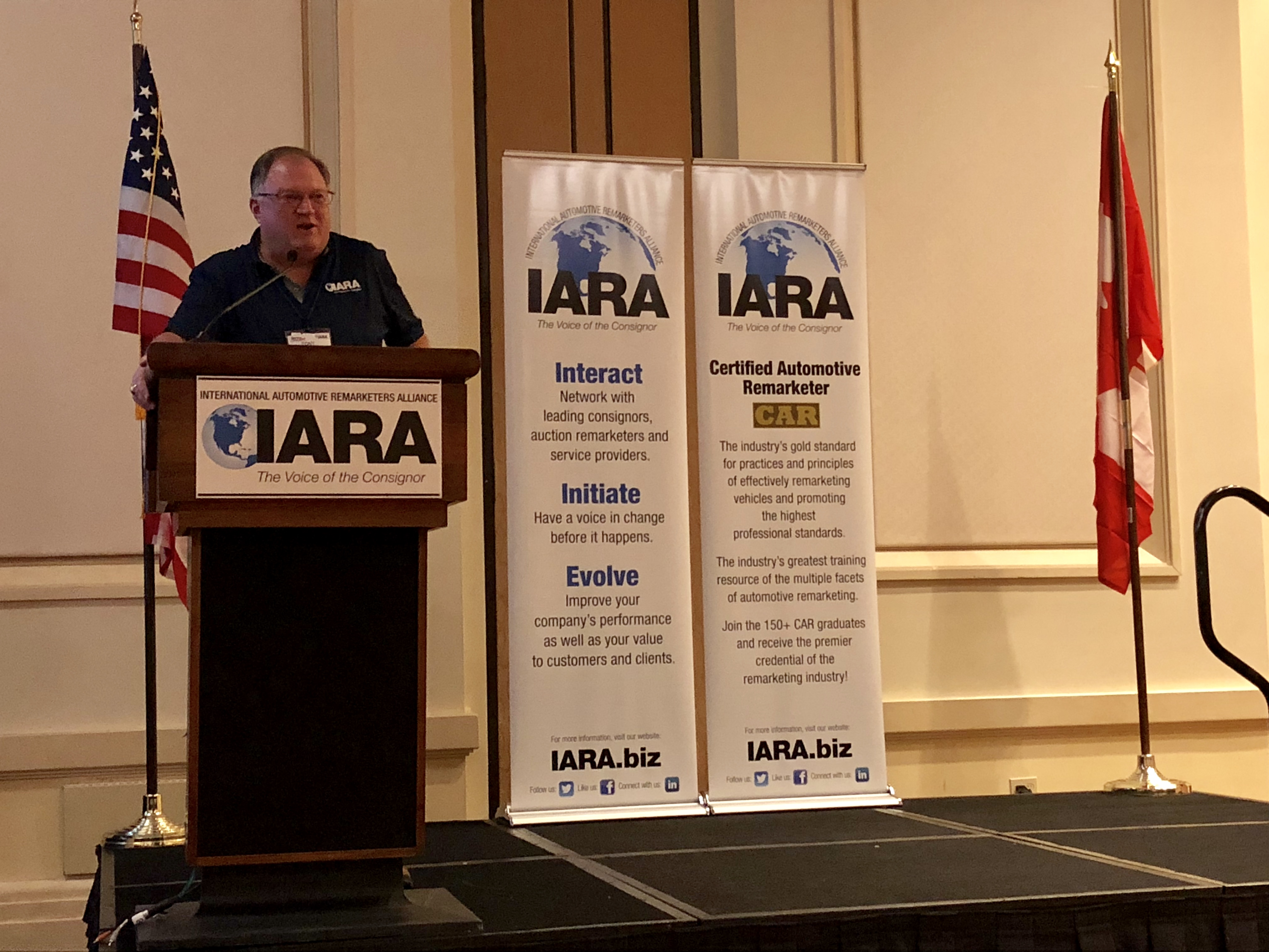 2018 IARA Summer Roundtable