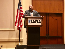 Matt Arias, co-chair of the IARA's Standards Committee and director of arbitration and...