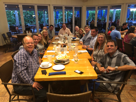 The IARA committee chairs and co-chairs were hosted for an appreciation dinner by XLerate Group,...