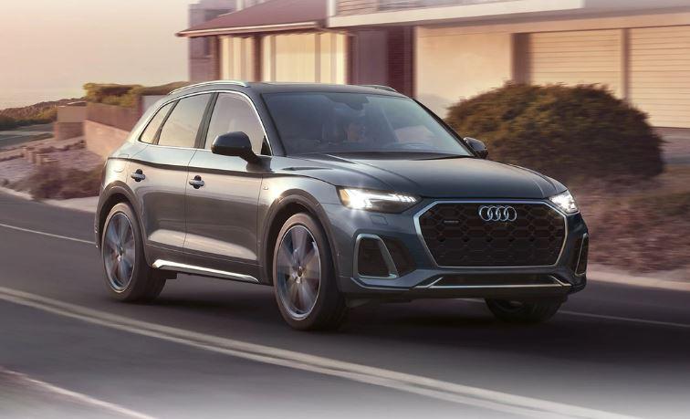 2021 Audi Q5 2.0T Premium 45 TFSI