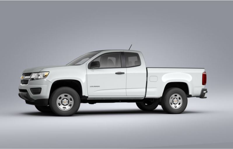 2020 Chevrolet Colorado Base
