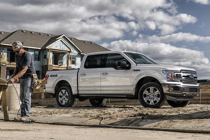 2020 Ford F150 Diesel XLT