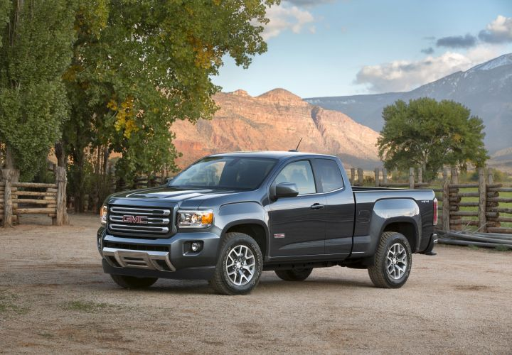 2020 GMC Canyon SL