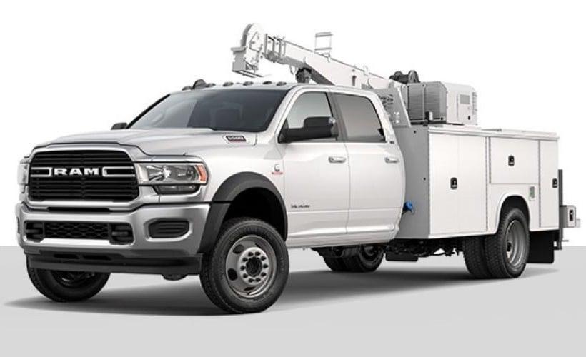 2019 Ram 4500 Tradesman