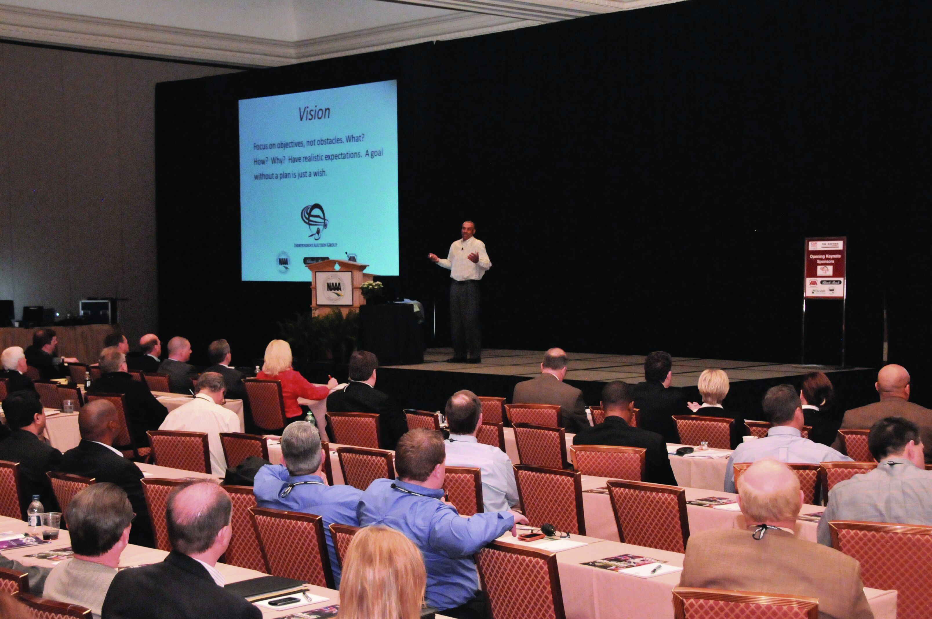 CAR Conference Presents Upbeat Message to Attendees