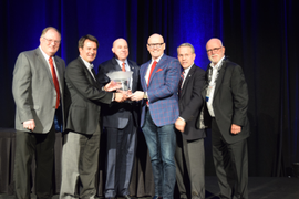 KAR's CEO Earns Ed Bobit Industry Icon Award