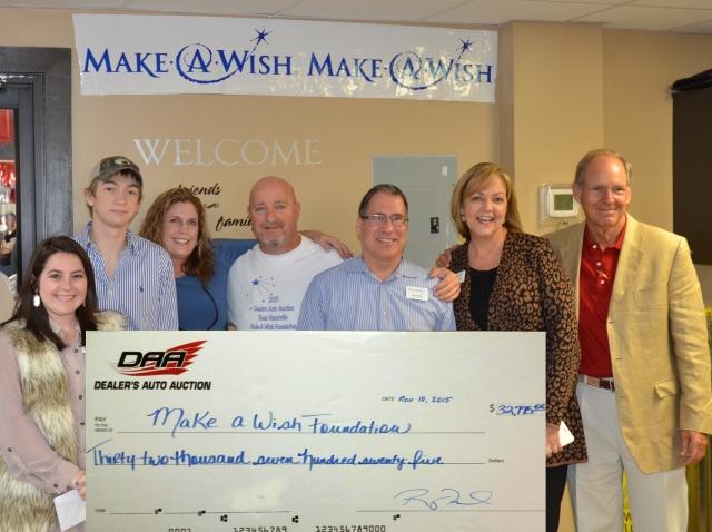 DAA Huntsville Raises $32,750 for Charity