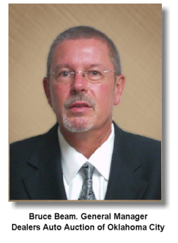 Former GM Returns to Dealers Auto Auction of Oklahoma City