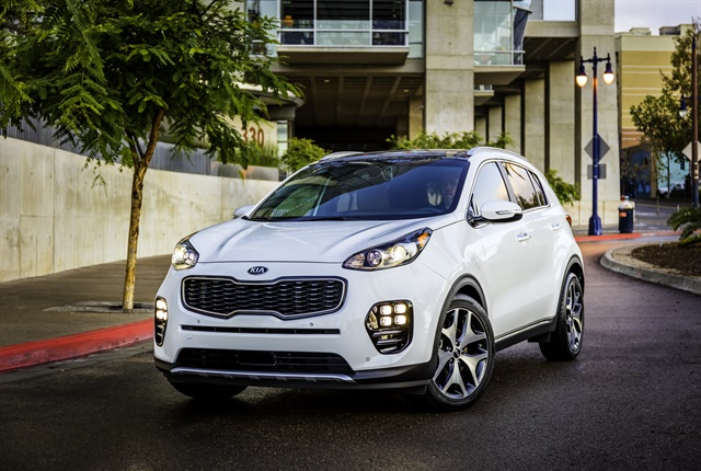 Photo courtesy of Kia Motors America.