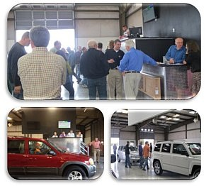 Sales day at Winchester Auto Auction. (PHOTO: ServNet Auctions)