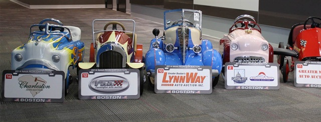 NextGear Capital also made a significant contribution during the event's Pedal Car charity auction, purchasing seven pedal cars to display around itscorporate office. (PHOTO: NextGear Capital)