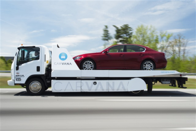 Photo courtesy of Carvana.