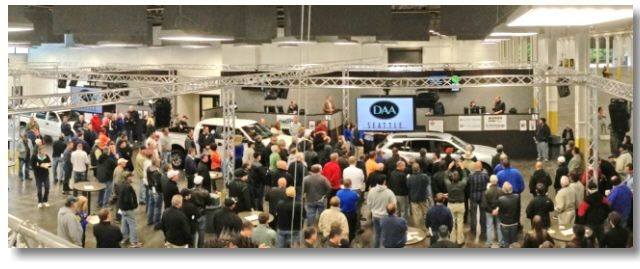 Seattle Car Auction >> Servnet Celebrates Opening Of Seattle Auction Operations