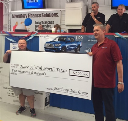 Auto Auction Texas >> Texas Auction And Make A Wish Host Fundraising Sale Operations