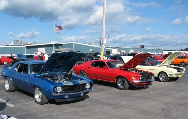 Manheim Louisville is recruiting vehicle owners to bring their classic cars, trucks, and motorcycles to the show. (PHOTO: Manheim)