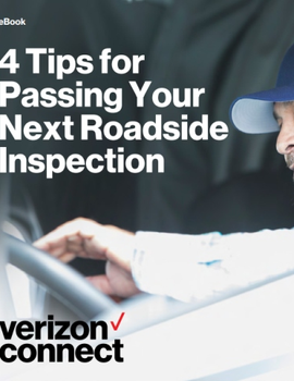 4 Tips to Pass your Next Roadside Inspection
