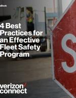 4 Best Practices for an Effective Fleet Safety Program
