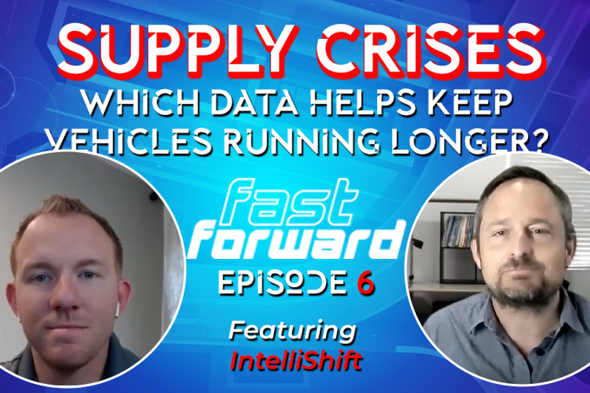 Supply Crisis: Which Data Helps to Keep Vehicles Running Longer?