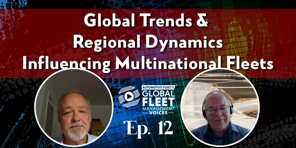 Global Macro-Trends and Regional Dynamics Influencing Multinational Fleets